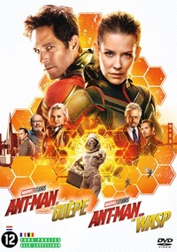 Ant Man & The Wasp-DVD