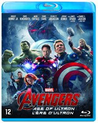 Avengers - Age Of Ultron-Blu-Ray