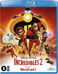 Incredibles 2-Blu-Ray
