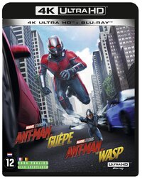 Ant Man & The Wasp-4K Blu-Ray