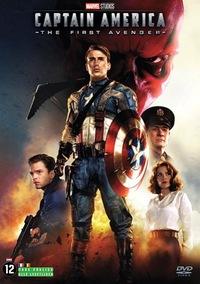 Captain America - The First Avenger-DVD