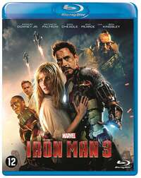 Iron Man 3-Blu-Ray