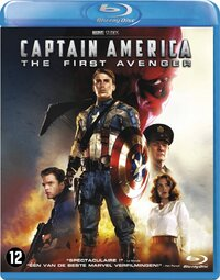 Captain America - The First Avenger-Blu-Ray