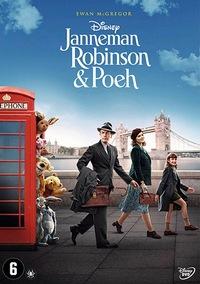 Janneman Robinson & Poeh-DVD