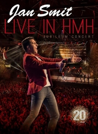 Jan Smit - Live In HMH (Jubileum Concert)-DVD