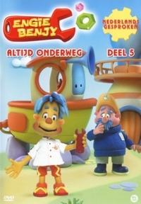 Engie Benjy - Altijd Onderweg / Deel 5-DVD