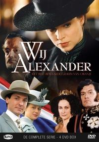 Wij Alexander - De Complete Serie-DVD