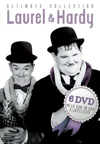 Laurel & Hardy - Ultimate Collection (6 DVD)-DVD