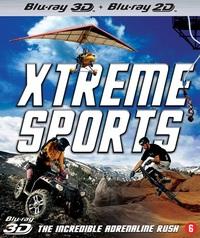 Xtreme Sports (3D En 2D Blu-Ray)-3D Blu-Ray