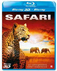 Safari (3D En 2D Blu-Ray)-3D Blu-Ray