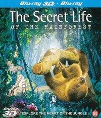 The Secret Life Of The Rainforest (3D En 2D Blu-Ray)-3D Blu-Ray