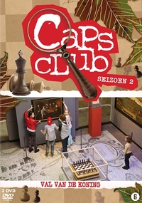 Caps Club - Seizoen 2-DVD