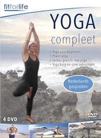 Fit For Life - Yoga Compleet-DVD