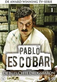 Pablo Escobar - De Beruchte Drugsbaron Volume 1-DVD