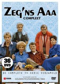 Zeg 'ns Aaa - Compleet-DVD