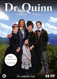 Dr. Quinn - Complete Collection-DVD