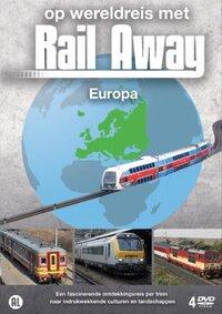 Op Wereldreis Met Rail Away - Europa-DVD