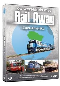 Op Wereldreis Met Rail Away - Zuid-Amerika-DVD