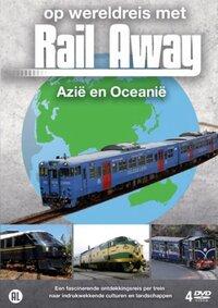 Op Wereldreis Met Rail Away - Azië En Oceanië-DVD