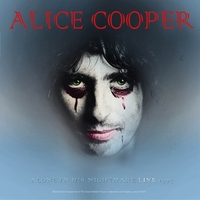 Best Of Alone In The Nightmare Live-Alice Cooper-LP