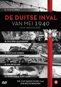 De Duitse Inval-DVD