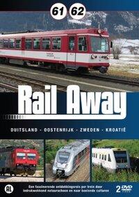 Rail Away 61, 62-DVD