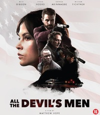 All The Devil's Men-Blu-Ray