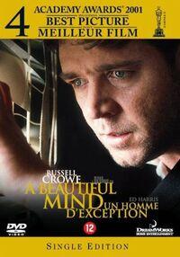 A Beautiful Mind-DVD