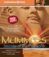 Mummies - Secrets Of The Pharaohs-Blu-Ray
