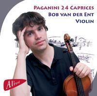 24 Caprices-Bob van der Ent-CD