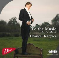 To The Music-Charles Dekeyser-CD
