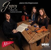 Gypsy-Piano Trio Impression-CD