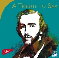 A Tribute To Sax-Divers-CD