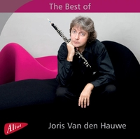 The Best Of Joris Van Den Hauwe-Joris van den Hauwe-CD