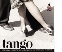 Latin Dance - Tango--CD