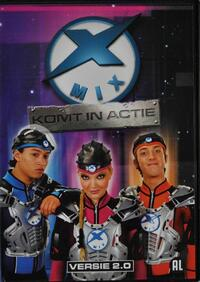 Xmix - Komt In Actie-DVD