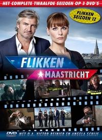 Flikken Maastricht - Seizoen 12-DVD