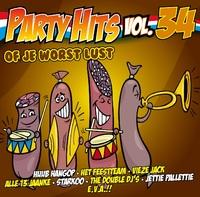 Party Hits Vol. 34--CD