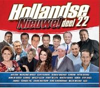 Hollandse Nieuwe! - Deel 22 (2 Cd's)--CD