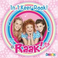 In 1 Keer Raak-Raak-CD