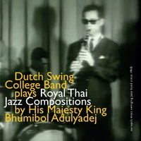 Royal Thai Jazz Compositions-Dutch Swing College Band-CD