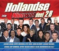 Hollandse Nieuwe! - Deel 28 (2 Cd's)--CD