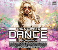 The Ultimate Dance Top 50 Yearmix - 2013--CD