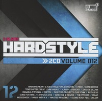 Slam! Hardstyle Volume 12--CD