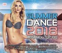 Summerdance Megamix Top 100 2018--CD