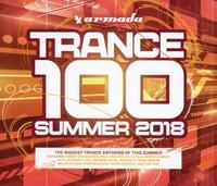 Trance 100 - Summer 2018--CD