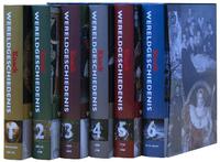 Wereldgeschiedenis: 6 boeken in luxebox-