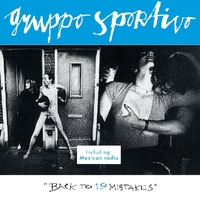 Back To 19 Mistakes-Gruppo Sportivo-CD