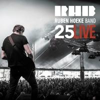 Twentyfive Live-Ruben -Band- Hoeke-CD