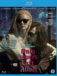 Only Lovers Left Alive-Blu-Ray